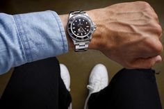 Rolex Submariner, Sneaker Brands, J Brand, Rolex Watches, Gentleman, Most Beautiful, Mens Fashion, Sneakers, Accessories
