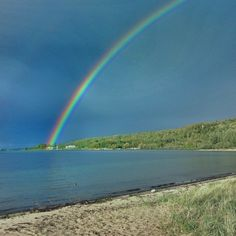 #rainbows in #munising - @tjdiv- #webstagram