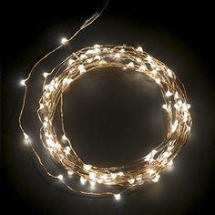 LOOK:  Solar String Light Outdoor Oak Leaf 120 LED Solar Powered String Lights Waterproof Copper Wire Lights For Garden
