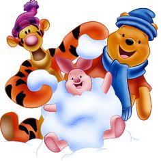 Winnie The Pooh Xmas