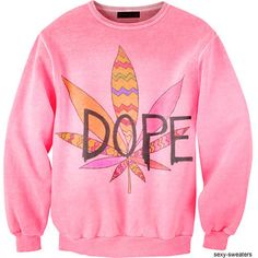 dopey dopey sweater