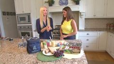 News Elisa DiStefano learns how to make healthy back-to-school lunches. Keep Fit, 12 Weeks, School Lunches, Back To School, Tuesday, Tasty, News, Healthy, Summer