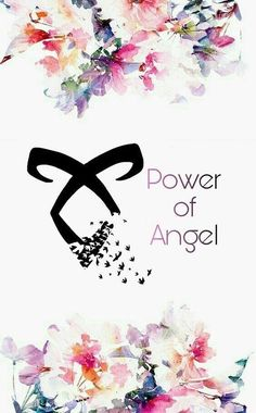 Power of angel Mortal Instruments Runes, Shadowhunters The Mortal Instruments, Isabelle Lightwood, Jace Wayland, The Infernal Devices, Malec, Cassandra Clare, Herondale Family Tree, Mobile Wallpaper