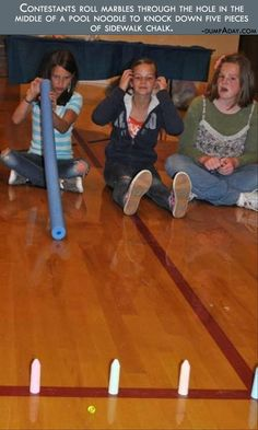 Youth Group Game