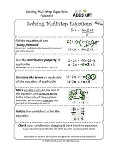 fraction rules quick review sheet print these off or copy them  &