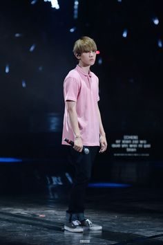 Baekhyun -150718 The EXO'luXion #2 in Beijing Day 1