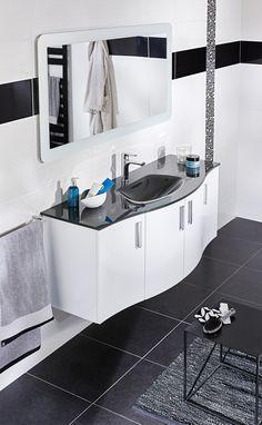 Creamix le meuble qui s 39 adapte toutes les salles de - Une salle de bain est equipee dune vasque ...