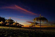 Bello atardecer! ♡  Playa De Arauco