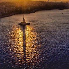 #Sunrise at the #Bosphorus ..