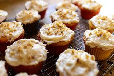 can't wait to try these!! @Jason Chambers  Italian Cream Cupcakes by Ree Drummond / The Pioneer Woman, via Flickr