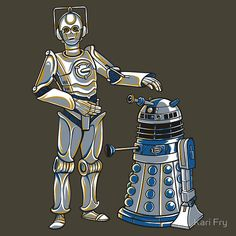 Doctor Who meets Star Wars