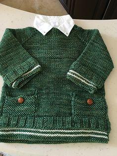 dc870e97738 Ravelry: Peekaboo pattern by Lisa Chemery Πουλόβερ Για Μωρά, Baby Knitting  Patterns, Ravelry