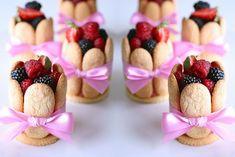 Mini Torta de Frutas