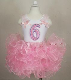 6th Birthday Outfit!! www.facebook.com/southerncharmoh
