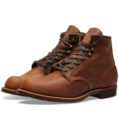 The Red Wing Heritage Work Moc Toe Boot is a new take on the 6