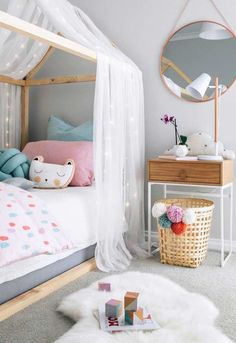 Click in the image to find more kids bedroom inspirations with Circu Magical Furniture!