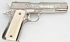 Dean Winchester's Colt 1911 .45-ACP #spn #awesome #badass
