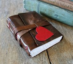 Leather Journal .