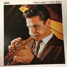Chet Baker - Chet Is Back - RCA Masters (reissue)