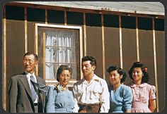 Colors of Confinement - Kodachrome Photos of Heart Mountain WW2 internment camp by Bill Manbo - Slide Show - NYTimes.com