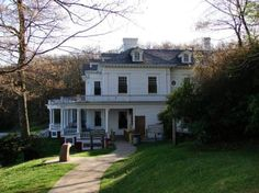 Moses Cone Manor. A great stop along the Blue Ridge Parkway. Visit the manor house, hike the trails on the property, and shop the Parkway Craft Center.