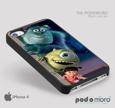 Monster Inc Door for iPhone 4/4S, iPhone 5/5S, iPhone 5c, iPhone 6, iPhone 6 Plus, iPod 4, iPod 5, Samsung Galaxy S3, Galaxy S4, Galaxy S5, Galaxy S6, Samsung Galaxy Note 3, Galaxy Note 4, Phone Case