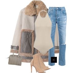 A fashion look from December 2016 featuring AG Adriano Goldschmied jeans, Gianvito Rossi boots and Givenchy handbags. Browse and shop related looks.