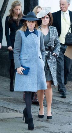 It's Time to Pay Attention to What Princess Beatrice Is Wearing