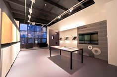 Showroom Oikos | arch'es and partners