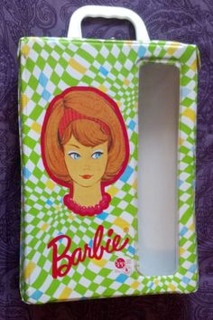 American Girl Barbie Case