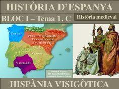 tema-1c-histria-espanya-hispania-visigtica by Assumpció Granero via Slideshare