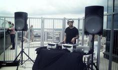 Memorial Day DJ - Photo filter courtesy of @Pinstamatic http://pinstamatic.com