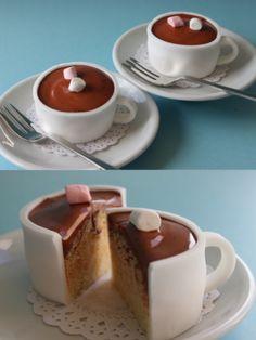 Zo, daar kan je iemand goed mee verrassen! ((food-sweet-tooth))