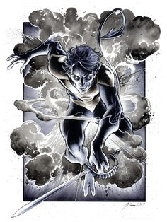 Nightcrawler by Daniel Govar