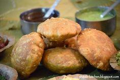 Shital's-Kitchen: Khasta Kachori