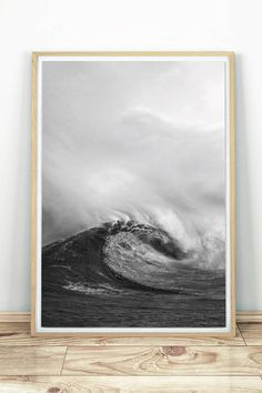 Fotografia Fine Art, 3 Piece Wall Art, Large Artwork, Wave Art, Black And White Wall Art, Coastal Art, Ocean Art, Large Prints, Picture Wall