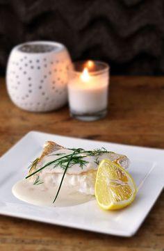 Wanneer je tijdens het Kerstdiner vis wilt serveren is het wel leuk om eens iets anders te kiezen dan de oude vertrouwde visjes. Zeewolf vind ik persoonlijk een erg mooi stukje vis. Zacht van smaak, m