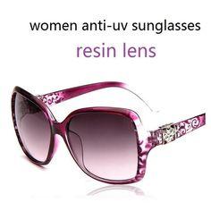 #SUNGLASSES #NEW Purple Big Square Frame Sunglasses Women Men Sun Glasses Vintage Oversized Glasses Outdoor Sport Eyewear Male Lunette De…