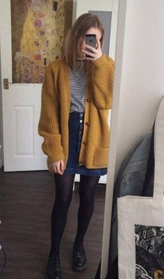 Image about style in mode by LaurieDubois on We Heart It Mode Outfits, Winter Outfits, Casual Outfits, Fashion Outfits, Tumblr Outfits, Look Fashion, Korean Fashion, Winter Fashion, Art Hoe Fashion