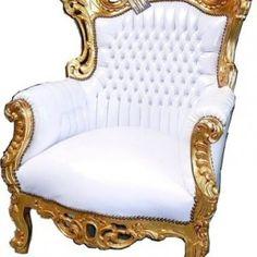 Baroque-Chair-Al-Capone-White-Gold-Baroque-furniture-0