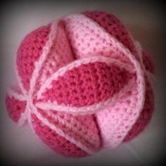 Crochet Amish Puzzle Ball Pattern                                                                                                                                                                                 More