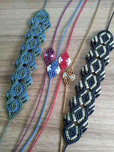 Crochet Lace Dress, Crochet Gloves, Crochet Cardigan, Baby Blanket Crochet, Diy Crochet, Macrame Earrings, Macrame Jewelry, Macrame Bracelets, Crochet Necklace