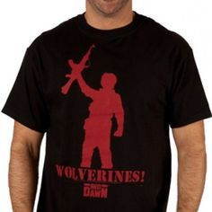 Wolverines Red Dawn T-Shirt - Who is going to see the NEW red Dawn or if you already saw it what did you think?