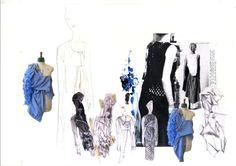 csm fashion design portfolio - Google Search