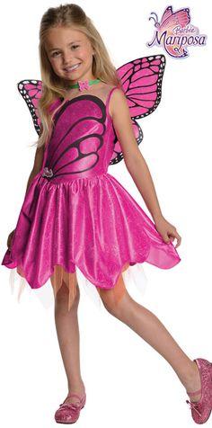 #Barbie Mariposa #Costume