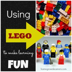 Learning With LEGOS - an ultimate resource guide