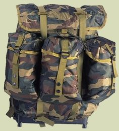 GI Style Large Camouflage Alice Pack wFrame *** Read more  at the image link. (This is an Amazon affiliate link and I receive a commission for the sales and I receive a commission for the sales)