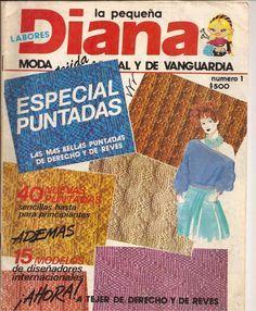 puntadas con dos agujas - Revistas de crochet y tejidos gratis
