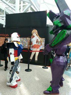 Gundam Cosplay