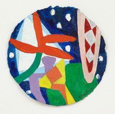 Gillian Ayres, 'Brooch VII,' 2011, Alan Cristea Gallery